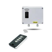 Dálkový ovladač a přijímač IOP audio systému Harmonys