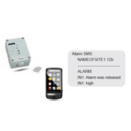 GSM ovládací skřínka pro spouštění alarmů v IP audio systému Harmonys